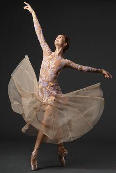 New York City Ballet Mary Katrantzou Costumed