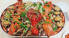 海鮮大咖 . . .  #海鮮 #海老 #エビ #カニ #かに #蟹 #あわび #アワビ #ホタテ #しじみ #seafood #crab #lobster #shrimp #abalone #scallop