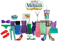 """""""Ariel"""" by ashhobs817 on Polyvore"""