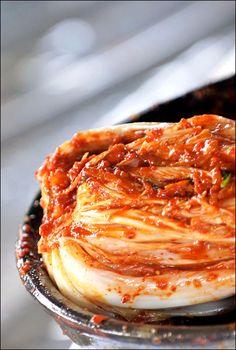 kimchi #korean #recipe
