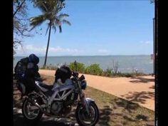 My Australian coast to coast on motorcycle