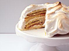 Makeover Monday: A 1968 Pancake Torte