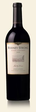 Rodney Strong Knotty Vines... yum