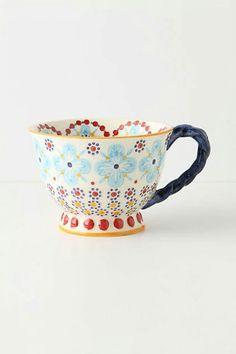 With a Twist Teacups