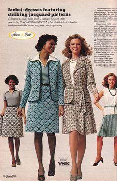 1974 fashion