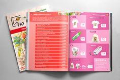 Programa oficial FIO 2015: Merchandising y calendario Birding | Laruinagrafica