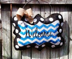 Hey, I found this really awesome Etsy listing at https://www.etsy.com/listing/177791028/burlap-door-hanger-burlap-chevron