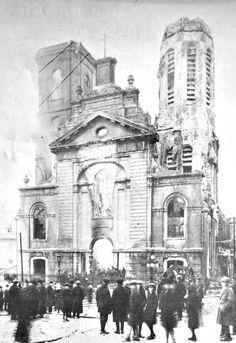 La Cathédrale Notre-Dame de Québec en 1922 Quebec Montreal, Quebec City, Chute Montmorency, Chateau Frontenac, Le Petit Champlain, Canada, Vintage Photos, Explore, Architecture