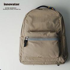 innovator リュック INB-100 Vanlig(ヴァンリグ)シリーズ #innovator #イノベーター #北欧 #リュック #デイパック #バックパック #スウェーデン #sweden