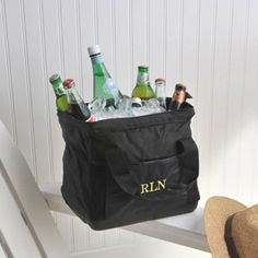 Men's personalized large mouth cooler bag with carry strap and free personalizing. This custom cooler bag for men will make a great gift for Father's Day, a birthday, dad, Picnic Cooler, Beer Cooler, Engraved Gifts, Personalized Gifts, Personalized Wedding, Outdoor Gifts, Outdoor Gear, Sports Gifts, Groomsman Gifts