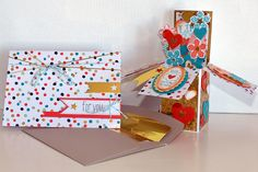 Good as Gold---the kit really is good as gold.  So many possibilities!  Stampin' Up! Sale-a-bration 2014, see also http://heidistampinalong.blogspot.ca/2014/02/the-wacky-watercooler-february-sale.html