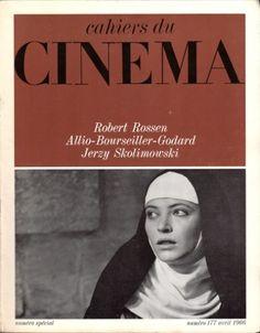 Cahiers du cinema/ Anna Karina