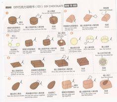 Box of Chocolates Instructions by carmietee on deviantART