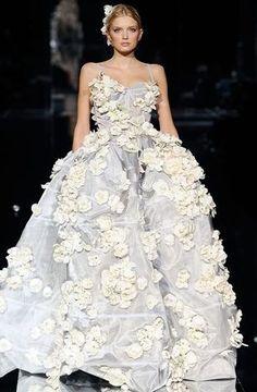 Vera Wang floral
