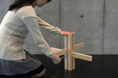 Image 11 of 22 from gallery of Archery Hall & Boxing Club / FT Architects. Photograph by Shigeo Ogawa Timber Architecture, Japanese Architecture, Architecture Details, Contemporary Architecture, Boxing Club, Timber Structure, Wood Joints, Timber House, Post And Beam