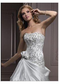 Beautiful Wedding Dress.