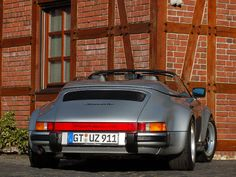 1989 Porsche 911 Carrera Speedster 3.2