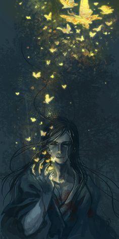 Spirit Butterfly by Athena-Erocith on DeviantArt