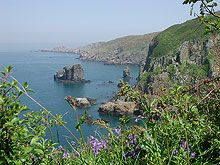 Les Autelets, Isle of Sark.  #wishlist