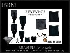 !BBN! Bravura Boite Noir