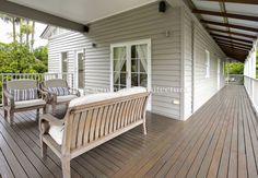 Queenslander Renovation in Hawthorne, Brisbane by Dion Seminara Architecture