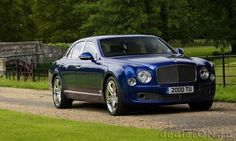 Bentley Mulsanne может получить производительный вариант | Новости автомира на dealerON.ru