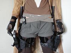 Resident Evil Alice Movie Accurate Costume Prop Halloween Winner for Sure | eBay