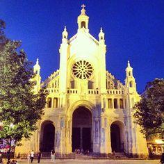 Sint-Katelijneplein / Place Sainte-Catherine in Brussel, Bruxelles-Capitale