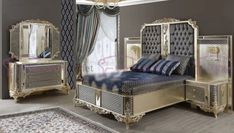 Buy Luxury Dico beds online in Karchi Pakistan Luxury Home Furniture, Bed Furniture, Furniture Design, Luxury Bedroom Design, Bedroom Bed Design, Bedroom Ideas, Luxury Sofa, Luxury Bedding, New Bed Designs
