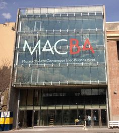 MACBA, Buenos Aires, Argentina