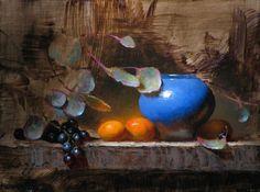 Jeff Legg 1959   American Still Life painter