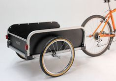 Cargo Buddy Bicycle Trailer