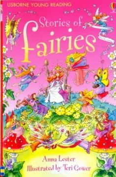 Stories of fairies - book for children