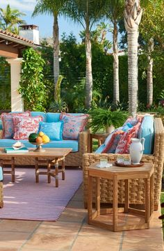 Some places are just more comfortable than others and Sanibel is designed to be one of them. | Frontgate: Live Beautifully Outdoors