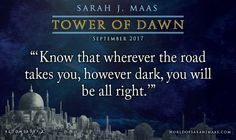 Order! Tower of Dawn (Throne of Glass) Hardcover – September 5, 2017 by Sarah J. Maas http://amzn.to/2tW1fqy #Books #Fantasy #TOG_series #Sarah_J_Maas #TOG #TOD