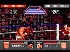 Greatest Heavyweights of the Ring - Sega Genesis 1/1