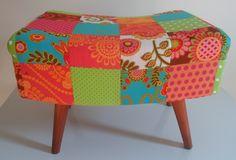 Banqueta patchwork