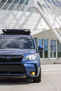 Subaru Forester | Subaru Forester at Florida Polytechnic | Spurlock And Stuff | Flickr
