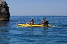 Garden Route Sea Kayaking - The famous Garden Route is a stretch of coastline that runs from Mossel Bay in the south to Port Elizabeth in the north. Here, you will find plenty of opportunities for exploring the sea as well as the many lakes and estuaries.