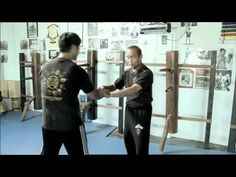 Jeet Kune Do (JKD) is essentially (and in simple terms) a derivation of Wing Chun, where the assumed weakness of WC (the lack of technique at long and middle ranges) is compensated through variety of Eastern and Western martial techniques.