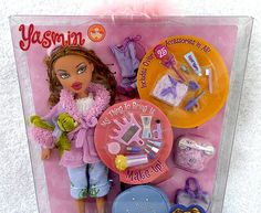Bratz Slumber Party Doll Yasmin 1st Edition - close up | Flickr - Photo Sharing!