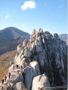 #Ulsanbawi Rock