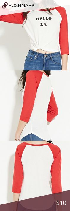 Women's top New with tag Forever 21 Tops Tees - Long Sleeve