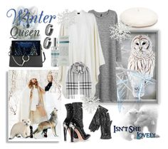 """""""The Fragrance Of Demeter Snow With The Music Of TSO"""" by sharee64 ❤ liked on Polyvore featuring New Directions, Alexander McQueen, Chloé, Tommy Hilfiger, William Sharp, Burberry and Demeter Fragrance Library"""