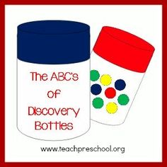 "Next week, I will be sharing a series on discovery bottles as my part of the Kid Blogging Network series titled ""The ABC's of..."".  This series will run all throughout the week of January 7th through January 11th and there are tons of bloggers who will be sharing all kinds of posts from"