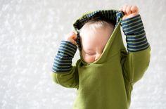 Pullover - LoRe!Lai Hoody Kikeriki 3 - ein Designerstück von momolorelai bei DaWanda