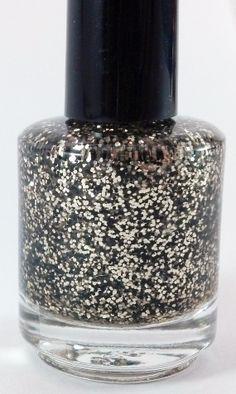 Nebula  Handmade Nail Polish  Glitter by Sparklysharpfabulous, $7.00