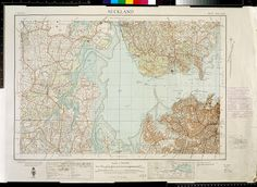 Map of the Waitemata Harbour showing Te Atatu Peninsula, Henderson, Ranui, Massey, Lincoln Rd, Hobsonville, Whenuapai and Brighams Creek. April 1942. Sir George Grey Special Collections, Auckland Libraries, NZ Map 2248. Click top right corner enlarge.