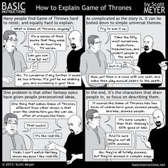 How to explain game of thrones on http://www.drlima.net