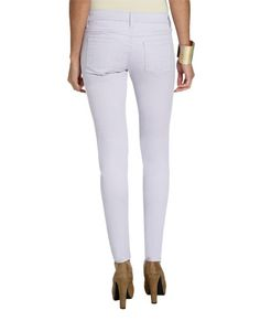 Pull On Color Jegging from WetSeal.com